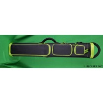4x8 Black Ultimate Rugged with Lime Green Accents