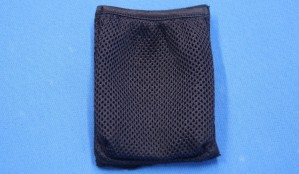 Removable Velcro Mesh Material Pocket