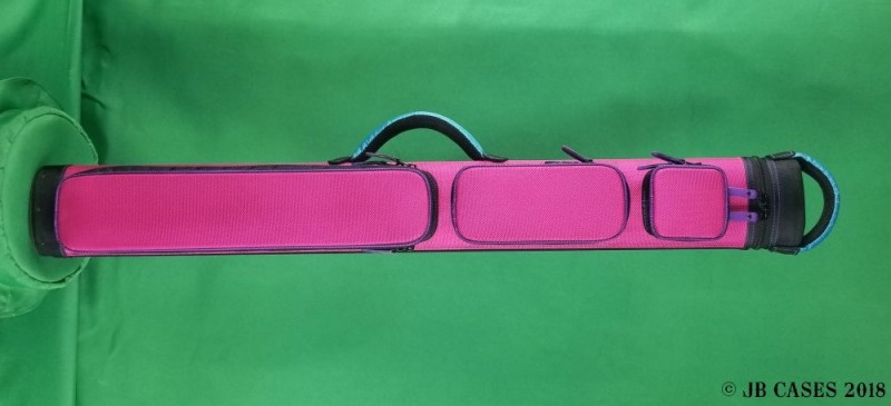 2x3 Hot Pink Ultimate Rugged with Teal Handles