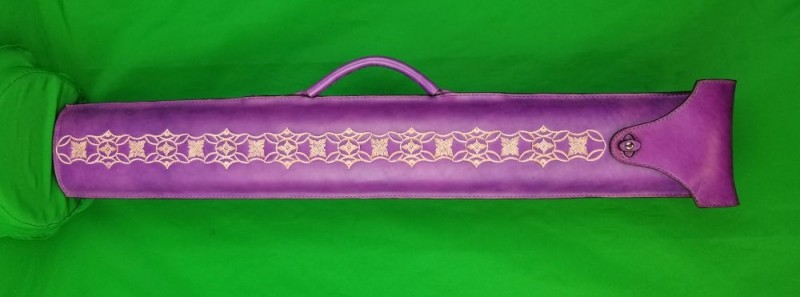 2x4 Purple Envelope Case