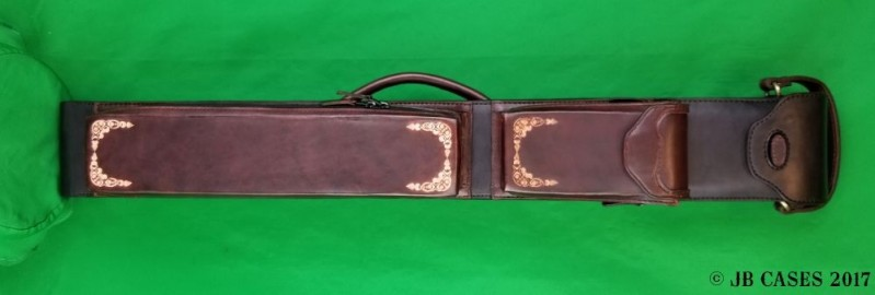 2x4 TH Leather Mason Case