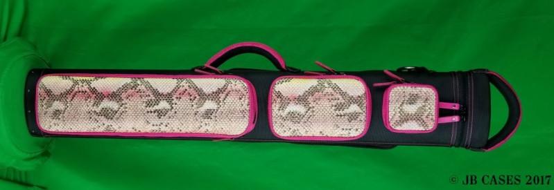 2x5/3x4 Hot Pink Tweed Ultimate Rugged