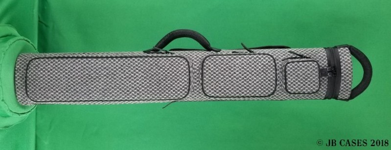 2x5/3x4 Grey Tweed Ultimate Rugged