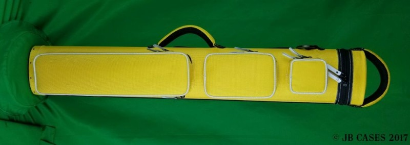 2x5/3x4 Yellow Ultimate Rugged with White Accents