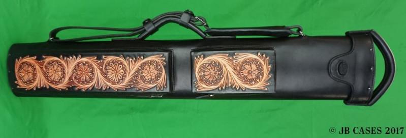 2X5/3X4 Leather Case