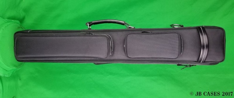 3X6 Black Nylon Butterfly Case