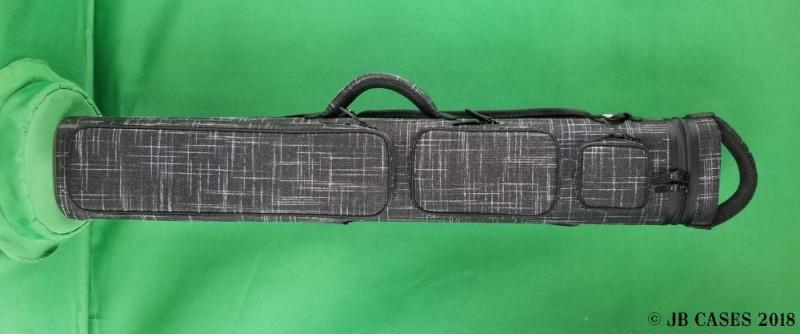3x6 Black Tweed #2 Ultimate Rugged