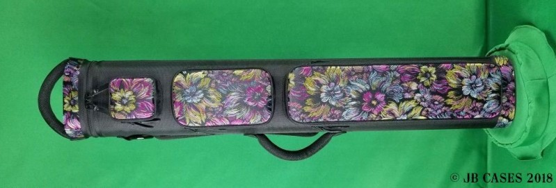 "4x8 Asian Zing ""Watercolor Flower"" Ultimate Rugged Case"