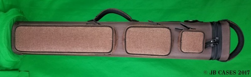 4x8 Brown Tweed Ultimate Rugged
