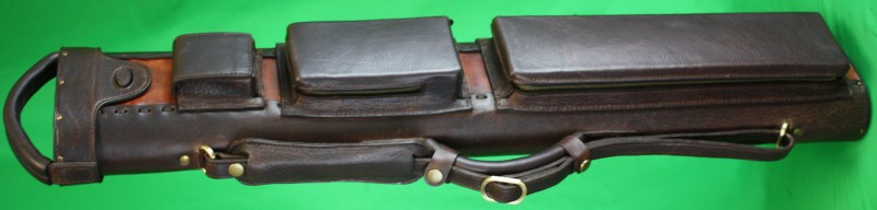 3x6 Oil Tan Leather Case