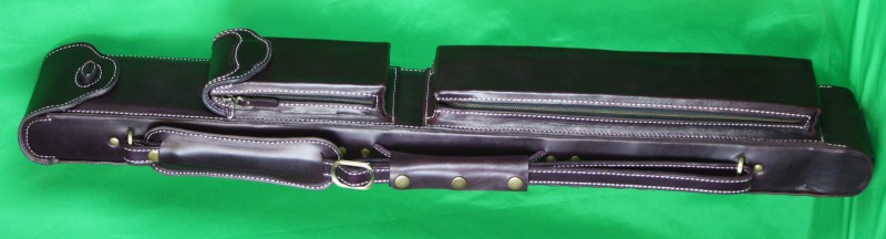 2x4 Leather Mason Case