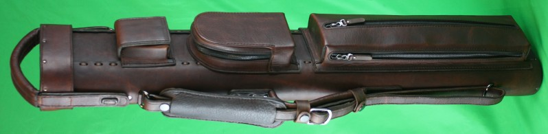 3x6 Classic Leather Case