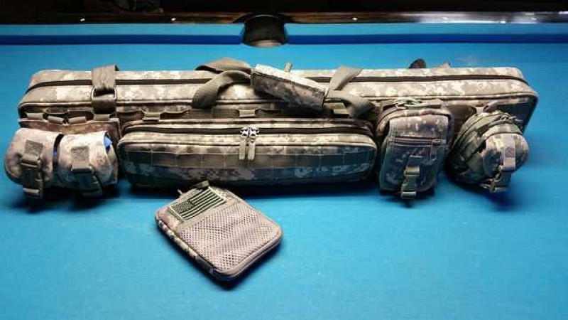 Custom Molle Butterfly Case Listing